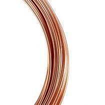 Aludraht 2mm 100g 12m Kupfer