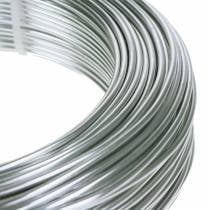 Aludraht 2mm 1kg Silber
