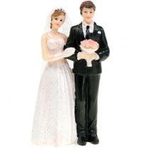 Brautpaar Hochzeitsfigur 10cm