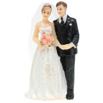 Brautpaar, Hochzeitspaar 10,5cm
