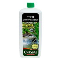 Chrysal Teich Grünwasser Stop 1000ml
