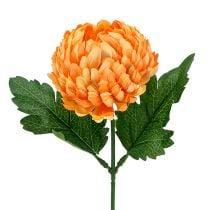 Chrysantheme Orange Ø7cm L18cm 1St