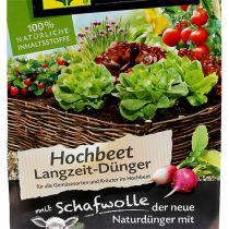Compo Hochbeet Langzeitdünger mit Schafwolle 750g