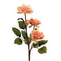 Dahlie Rosa Ø10cm L68cm 3St