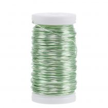 Deko Lackdraht Mintgrün Ø0,50mm 50m 100g