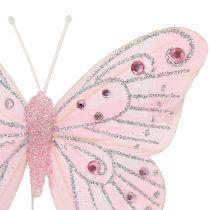 Deko Schmetterlinge Für Die Wand deko schmetterlinge für die wand - home ideen
