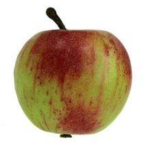 Deko Apfel Rot, Grün Ø6cm 6St
