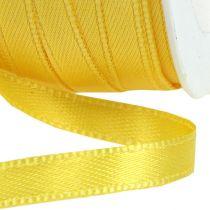 Geschenkband Gelb 3mm x 50m