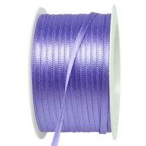 Geschenk- und Dekorationsband 3mm x 50m lila