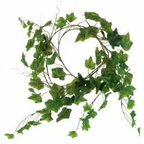 Efeugirlande künstlich Grün 180cm 98Blätter