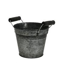 Eimer Antik Ø12cm H10cm 1St