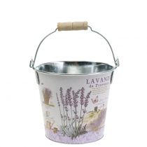 Pflanzeimer Lavendel Ø13cm H12cm