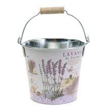 Pflanzeimer Lavendel  Ø15cm H14cm