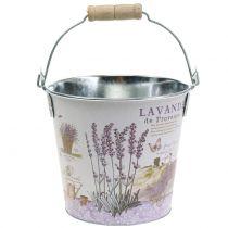 Pflanzeimer Lavendel Ø17cm H16cm