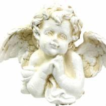 Grabschmuck Dekostecker Engel betend 5cm 4St