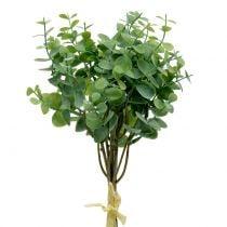 Eukalyptus Zweig künstlich Grün 37cm 6St
