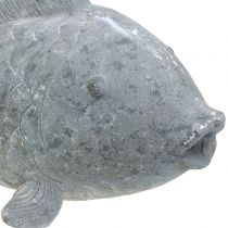 Gartenfigur Fisch 65cm x 20cm x 24cm