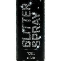 Flitter-Spray Silber 400ml