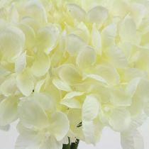 Hortensienbund Kunstblumen Weiß L27cm