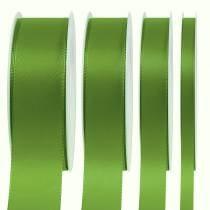 Geschenk- und Dekorationsband Grün 50m