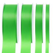 Geschenk- und Dekorationsband 50m Hellgrün