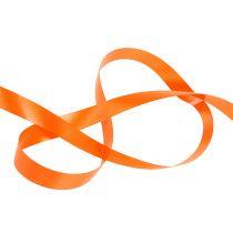 Geschenkband Orange 19mm 100m