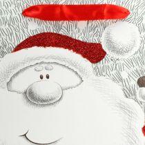Geschenktüte zu Weihnachten 32cm x26cm x10cm