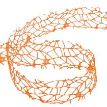 Gitterband Orange 40mm 10m