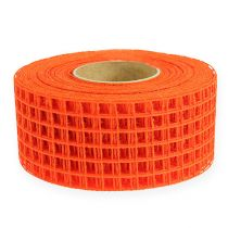 Gitterband 4,5cmx10m orange