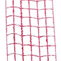 Gitterband 4,5cm x 10m Pink
