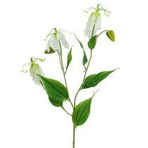 Gloriosa Weiß künstlich 84cm 3St