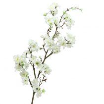 Kirschblütenzweig Weiß 105cm