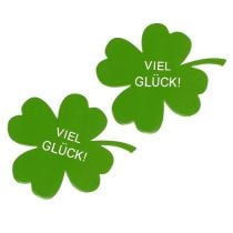 "Kleeblatt ""Viel Glück"