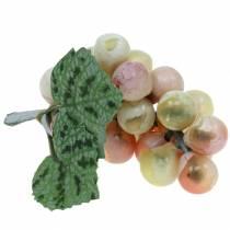 Künstliche Mini-Weintrauben Grün 9cm