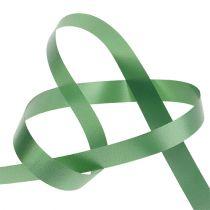 Kräuselband Olivgrün 19mm 100m