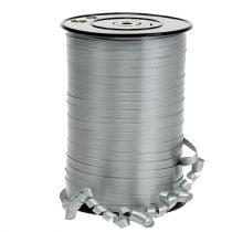 Kräuselband Silber 4,8mm 500m