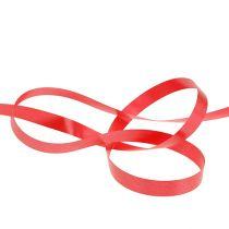 Kräuselband Rot 19mm 100m