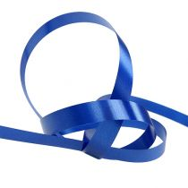 Kräuselband Blau 19mm 100m