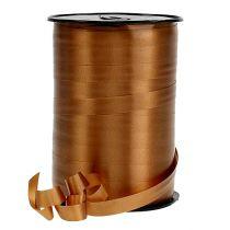Kräuselband Hellbraun 10mm 250m