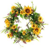 Kranz Sonnenblumen Ø40cm