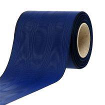 Kranzband Blau 100mm 25m