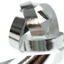 Splittband Glanz 10mm 250m Silber