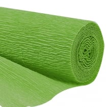Floristen-Krepppapier Grasgrün 50x250cm