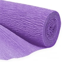 Floristen - Krepppapier violett 50x250cm