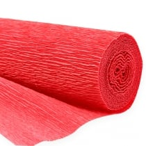Floristen-Krepppapier Rot 50x250cm