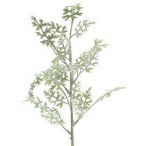 Kunstpflanzen Silberblatt weiß-grün 40cm 6St