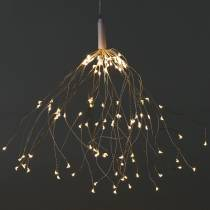 LED Lichterbündel mit Fernbedienung und Lichtmodi 120er