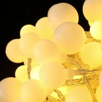 LED-Lichterkette Cherry Warmweiß 9m 120LED