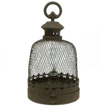 Deko Lampe Antik Ø16cm H29,5cm