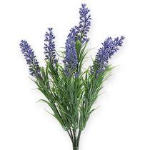 Lavendebusch Violett 34cm
